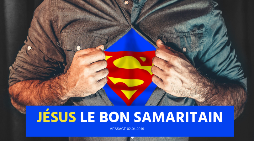 Jésus le bon samaritain